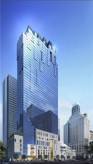 W Hotels & Element by Westin, 1441 Chestnut Street