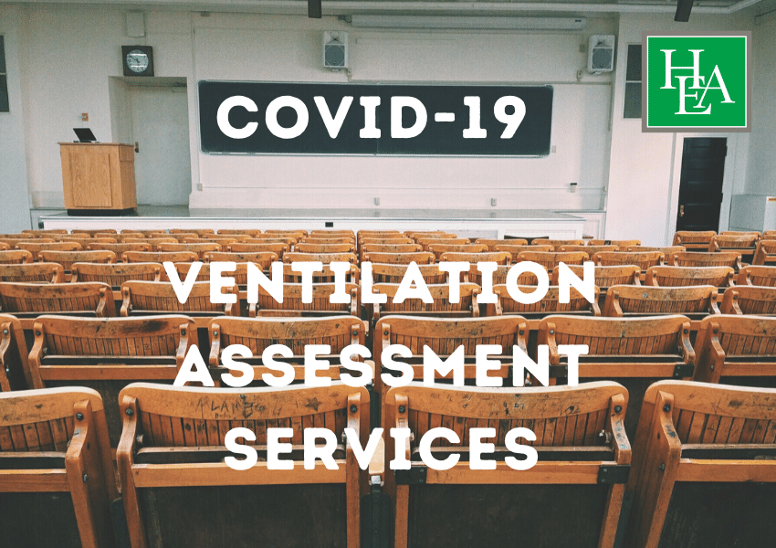 COVID-19 Ventilation Assessment Services