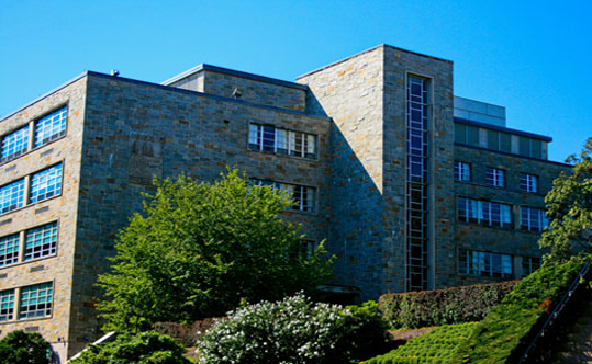 Boston College, Carney Hall