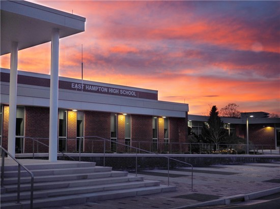 East Hampton High School
