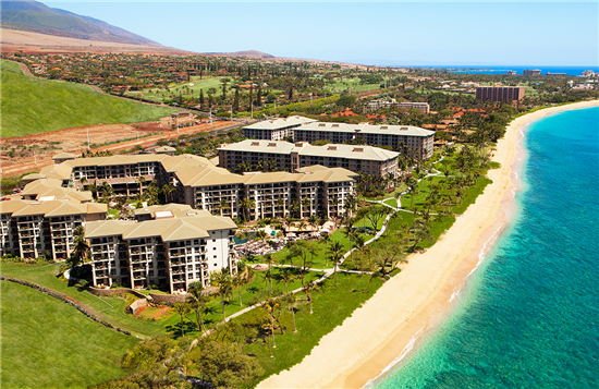 Vistana Signature Experiences, Kaanapali Ocean Resort Lot 3