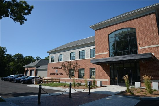 Town of Plainville, Town Hall & Public Safety Complex