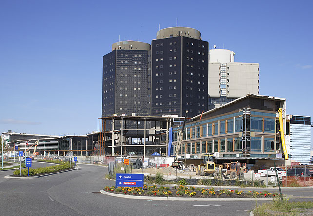 Stony Brook University Hospital Major Modernization