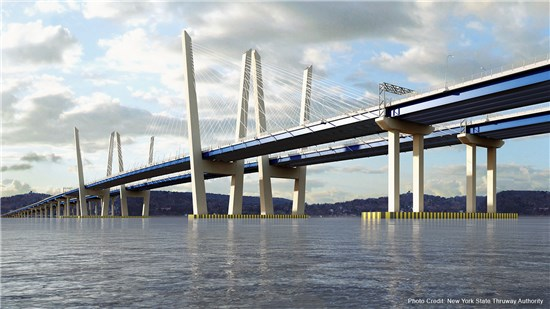 Governor Mario M. Cuomo Bridge (Tappan Zee Bridge)